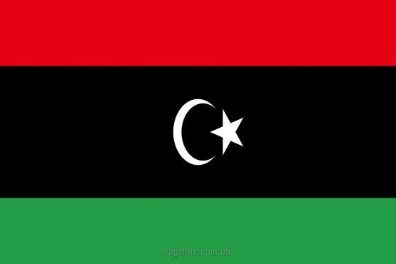Купити прапор Лівії (країни Лівія)