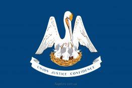 Купити прапор Луїзіани (штату Луїзіана)