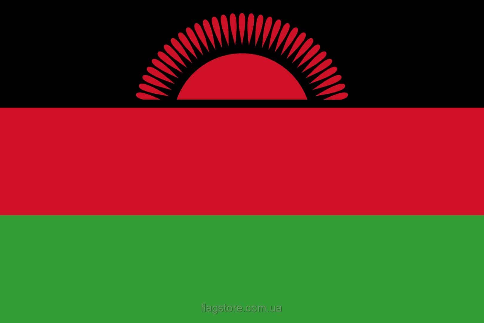 Купить флаг страны Малави