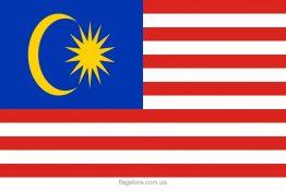купити прапор Малайзії (країни Малайзія)