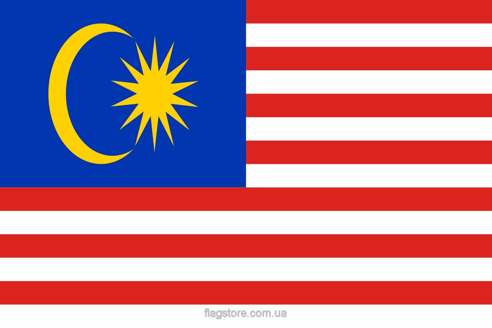 : Купить флаг Малайзии (страны Малайзия)