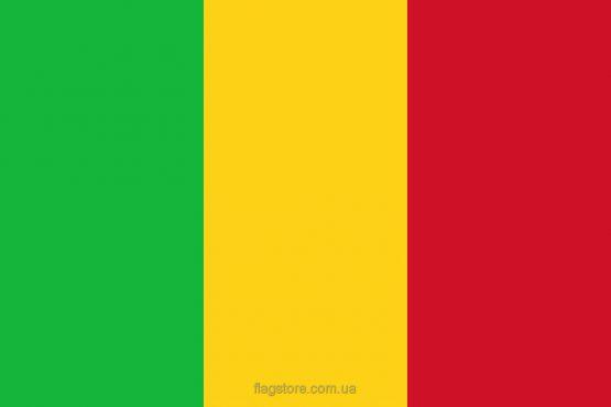 Купити прапор країни Малі