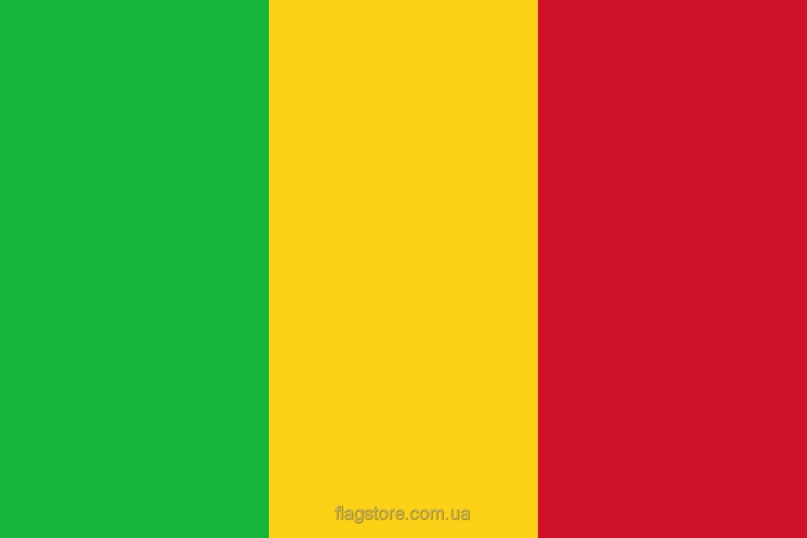Купить флаг страны Мали