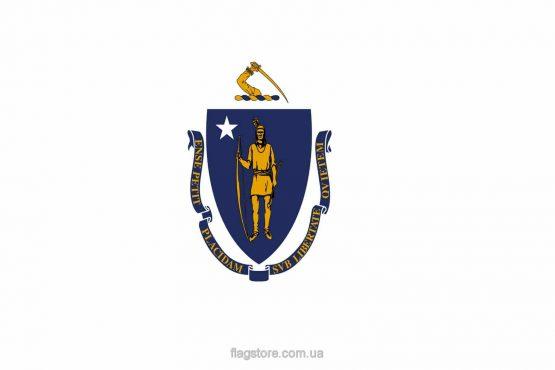 Купити прапор Массачусетсу (штату Массачусетс)