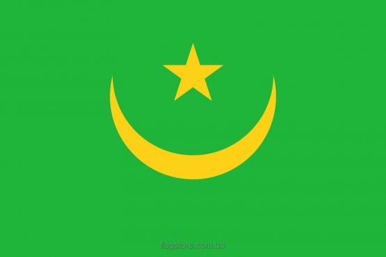 Купити прапор Мавританії (країни Мавританія)