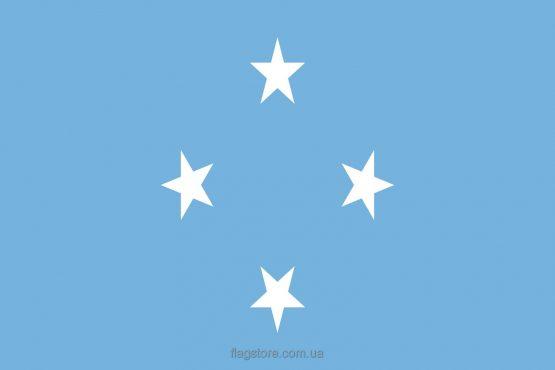Купити прапор Федеративних Штатів Мікронезії (країни Федеративні Штати Мікронезії)