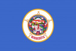 Купити прапор Міннесоти (штату Міннесота)