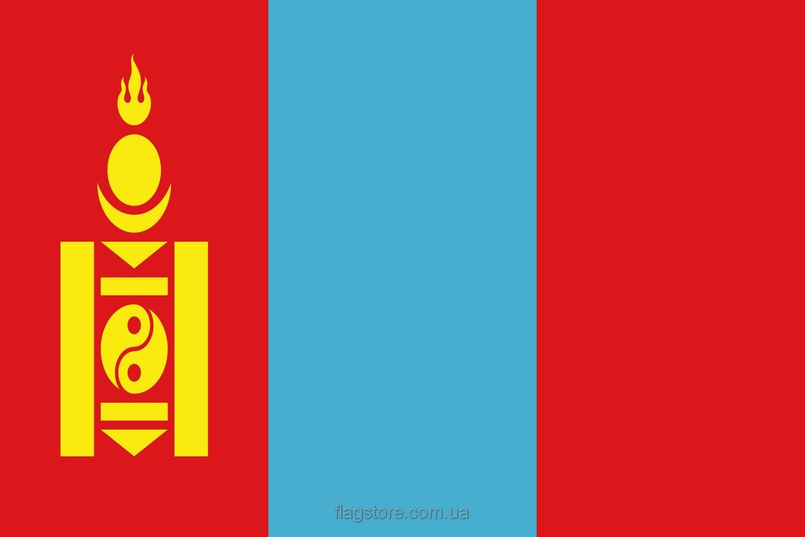 Купить флаг Монголии (страны Монголия)