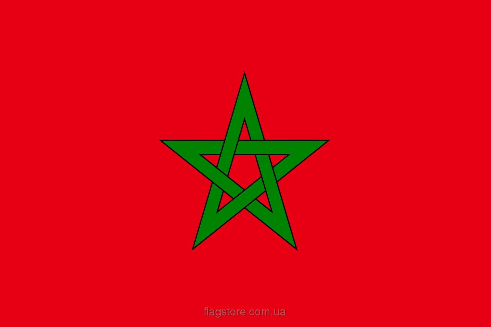 Купить флаг страны Марокко