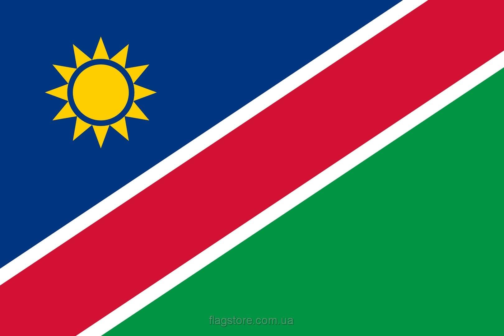 Купить флаг Намибии (страны Намибия)