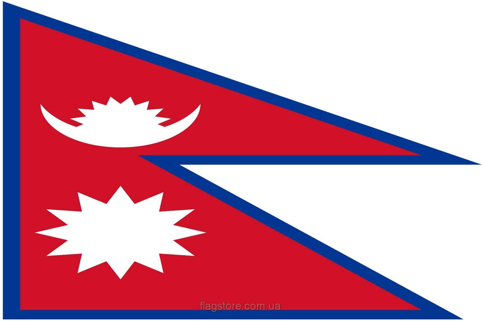 Купить флаг Непала (страны Непал)
