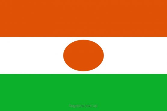 Купити прапор Нігеру (країни Нігер)