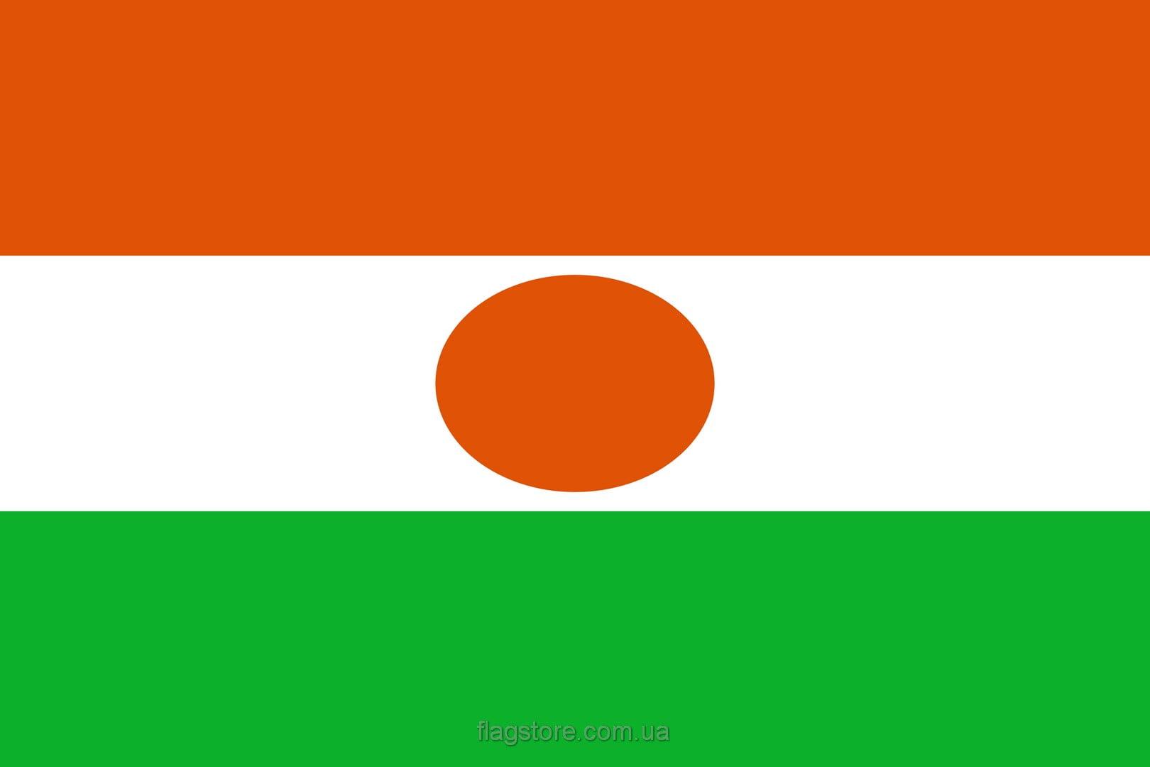 Купить флаг Нигера (страны Нигер)