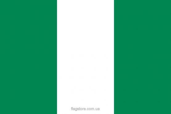 Купити прапор Нігерії (країни Нігерія)