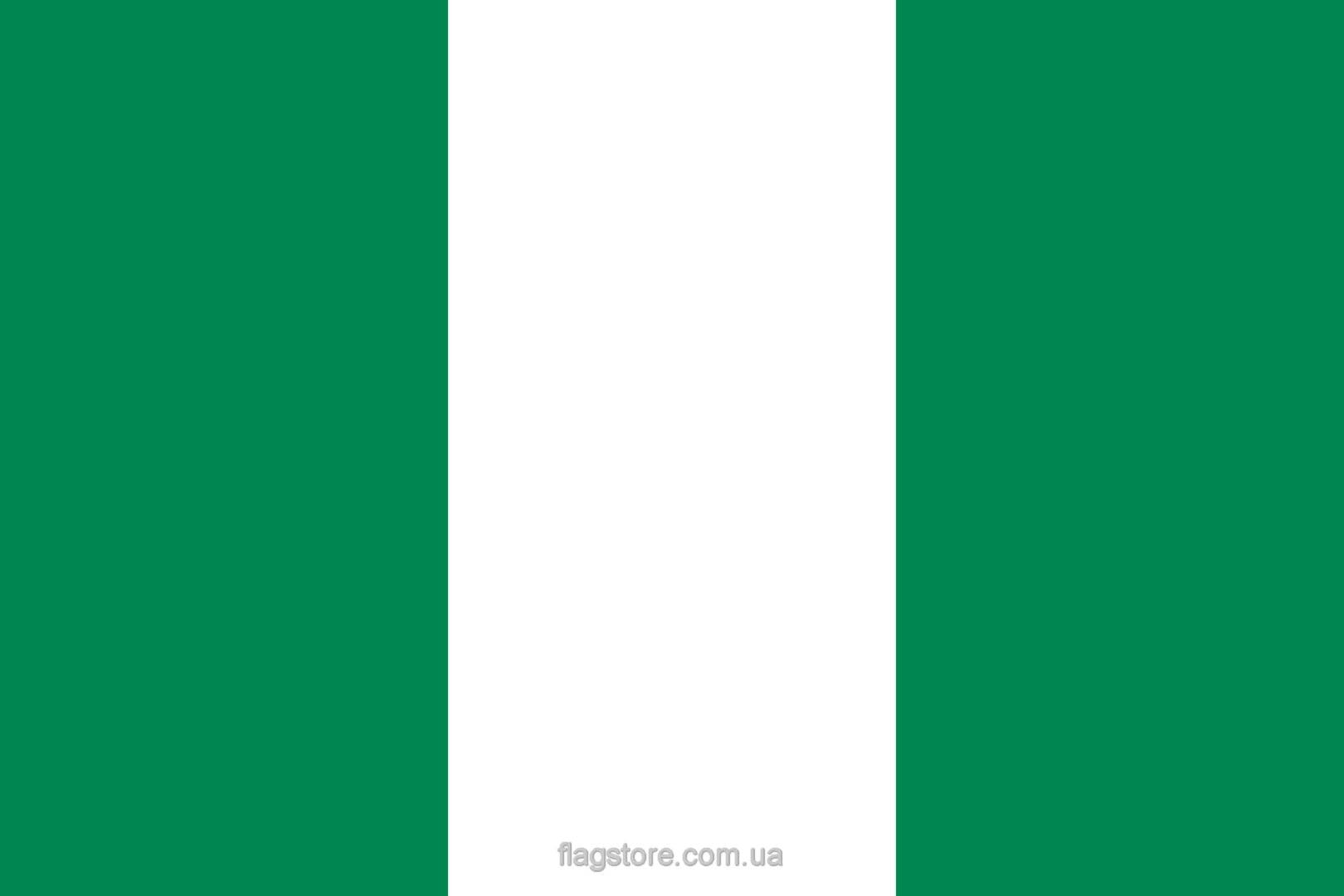 Купить флаг Нигерии (страны Нигерия)