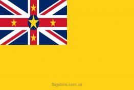 Купити прапор країни Ніуе