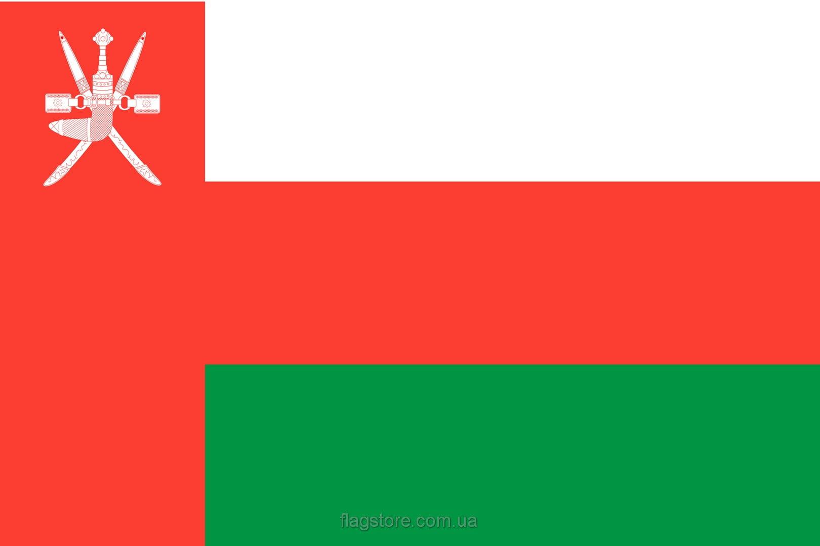 Купить флаг Омана (страны Оман)