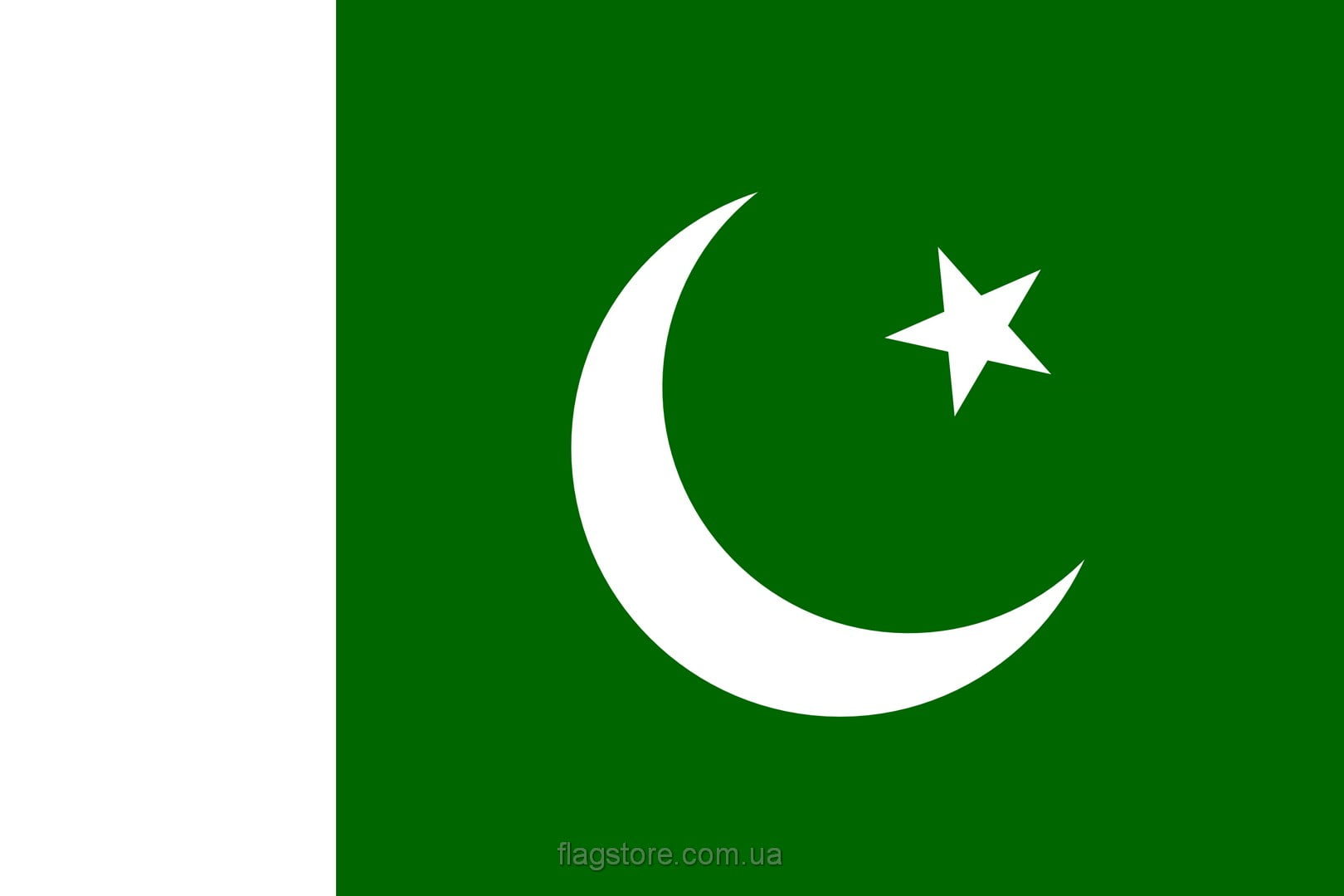 Купить флаг Пакистана (страны Пакистан)