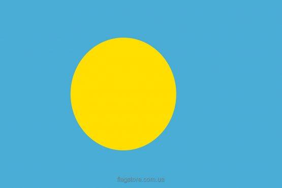 Купити прапор країни Палау
