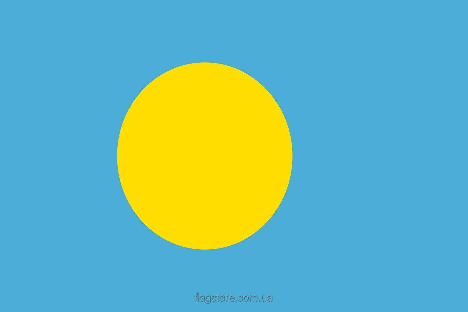 Купить флаг страны Палау