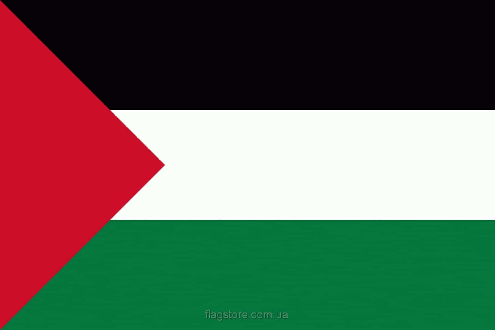 Купить флаг Палестины (страны Палестина)