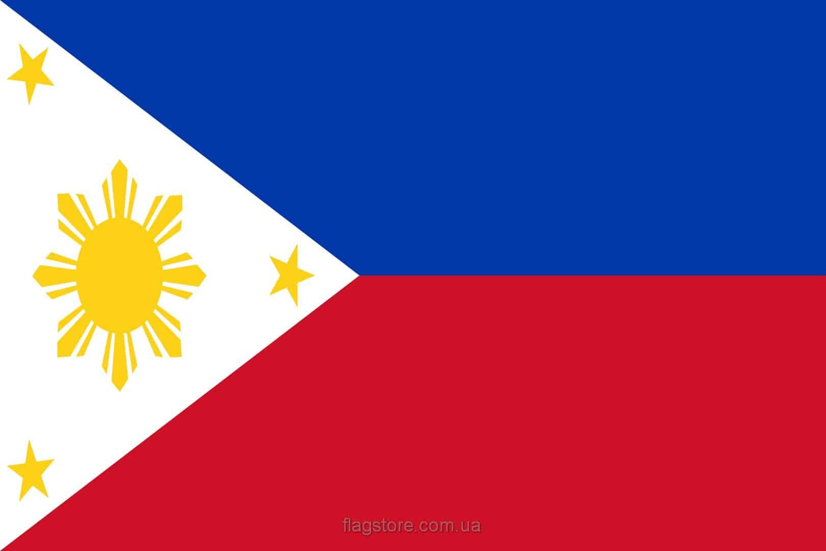 Купить флаг Филиппин (страны Филиппины)