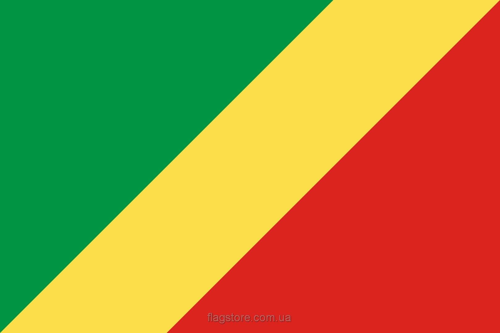 Купить флаг Республики Конго (страны Республика Конго)