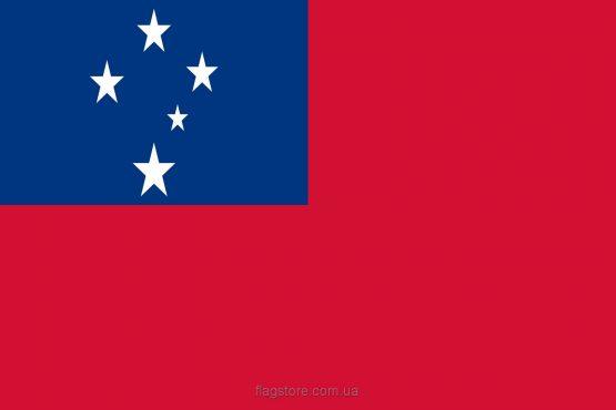 Купити прапор країни Самоа