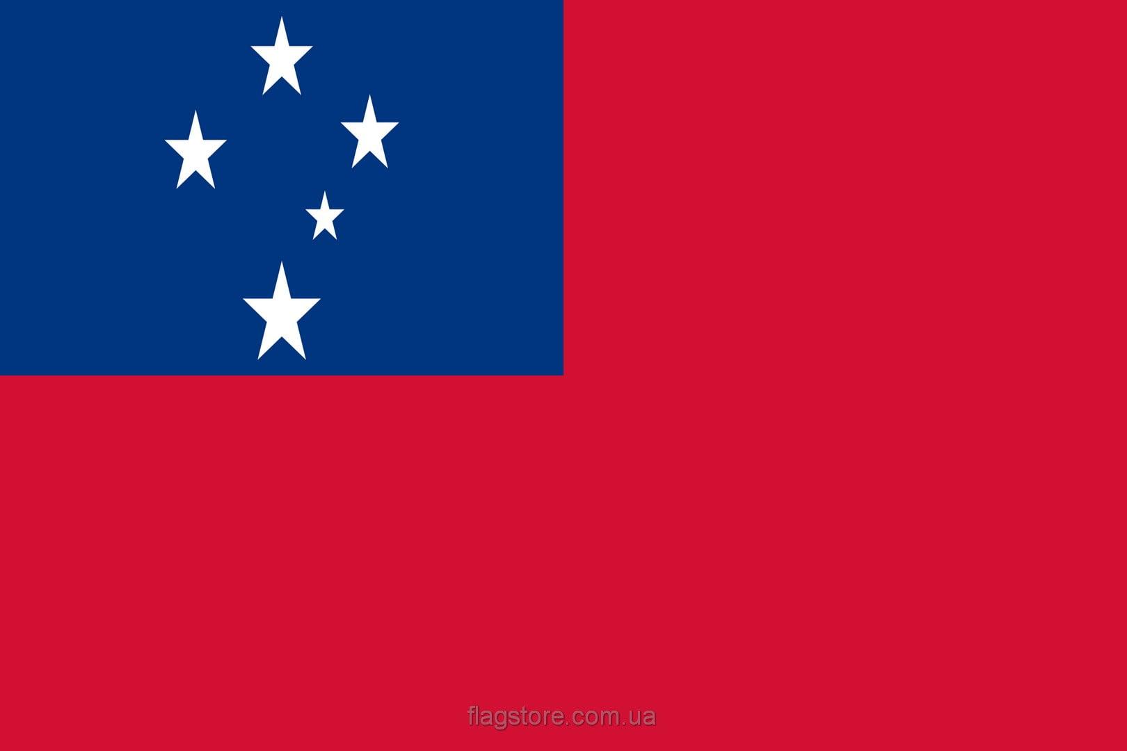 Купить флаг страны Самоа