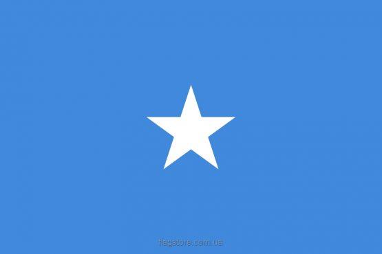 Купити прапор країни Сомалі