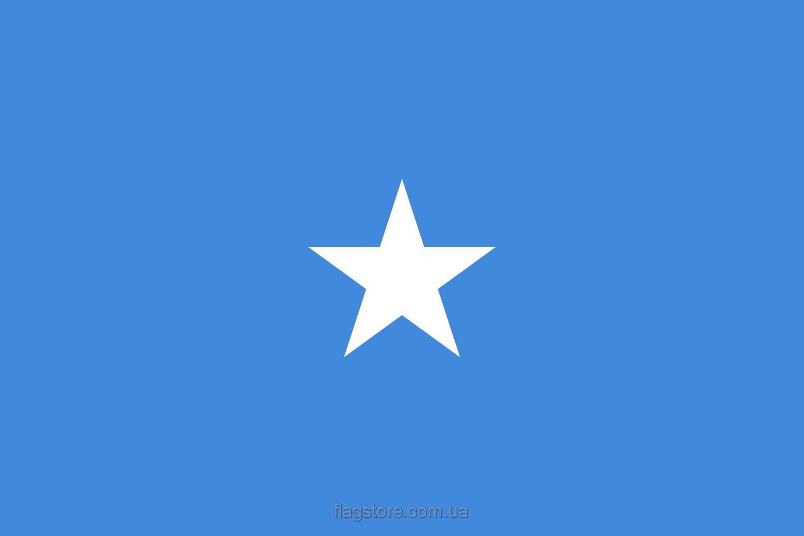 Купить флаг страны Сомали