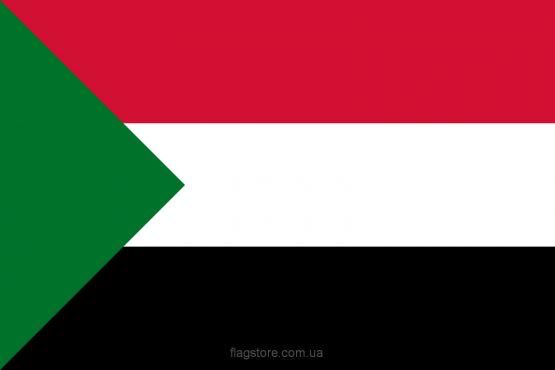 Купити прапор Судану (країни Судан)