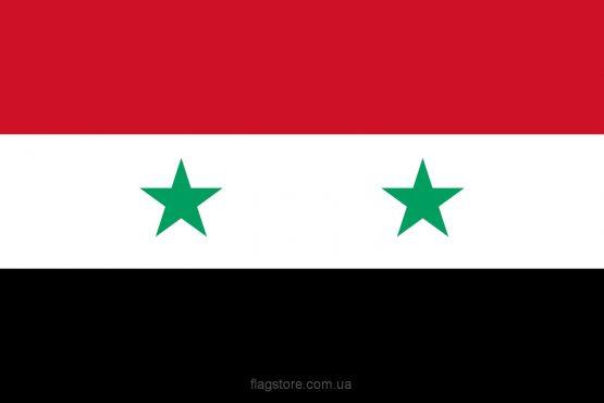 Купити прапор Сирії (країни Сирія)