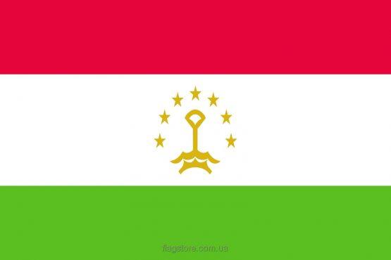 Купити прапор Таджикистану (країни Таджикистан)