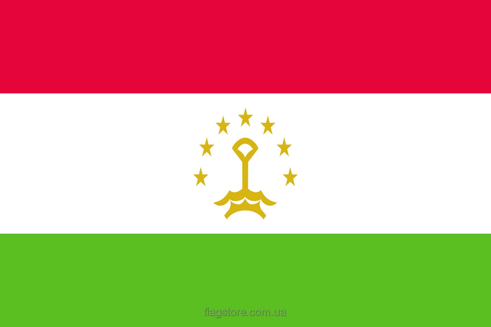 Купить флаг Таджикистана (страны Таджикистан)