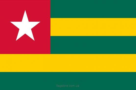 Купити прапор Того (країни Республіка Того)