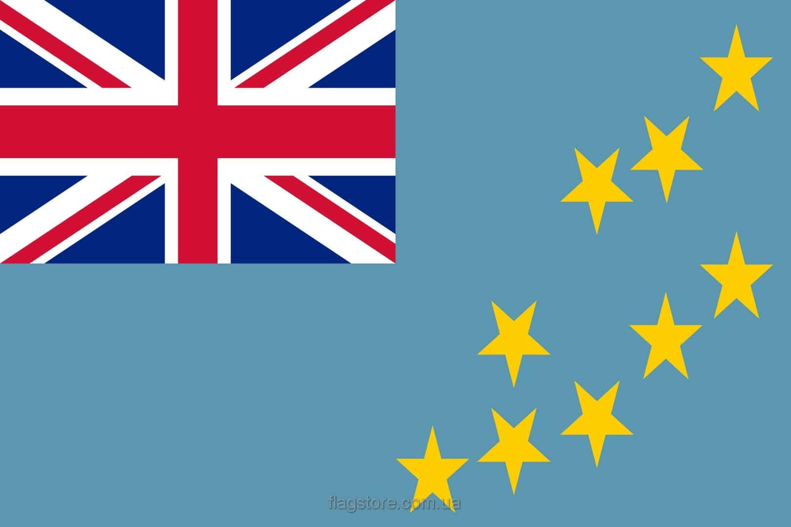 Купить флаг страны Тувалу
