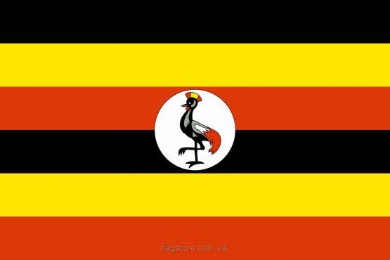 Купити прапор Уганди (країни Уганда)