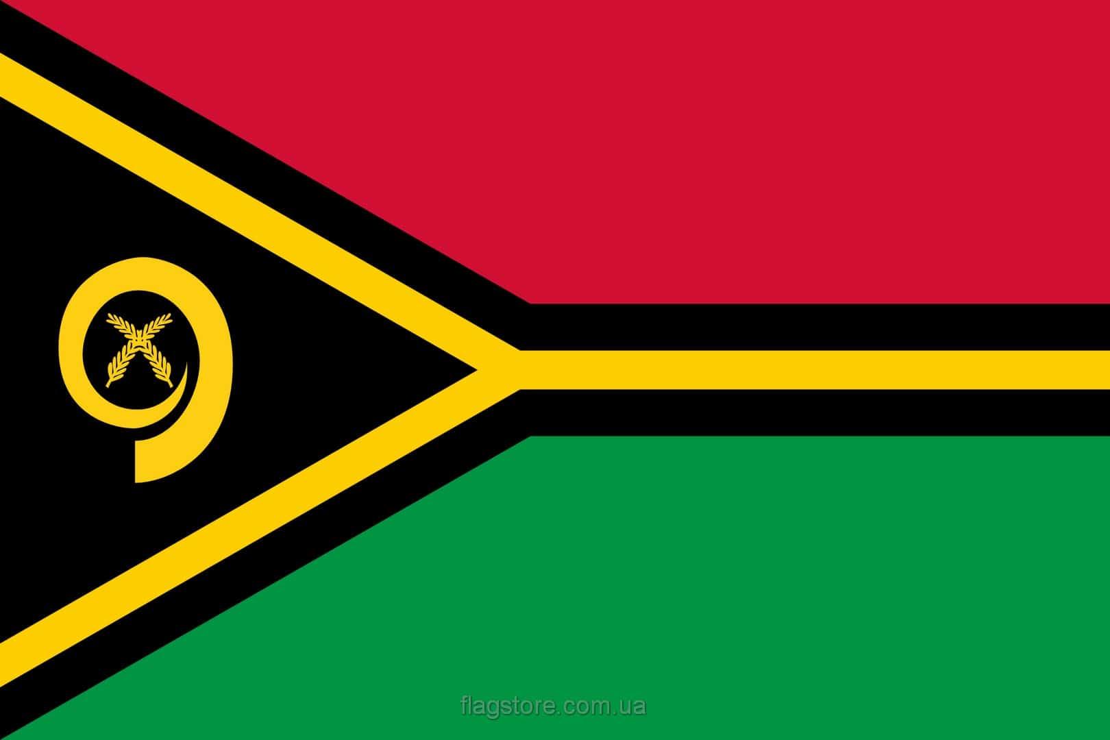Купить флаг страны Вануату