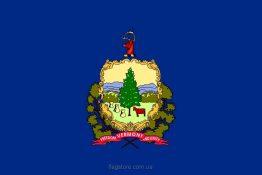 Купити прапор Вермонту (штату Вермонт)