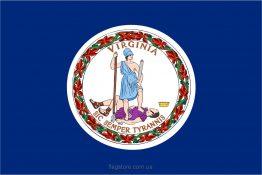 Купити прапор Вірджинії (штату Вірджинія)