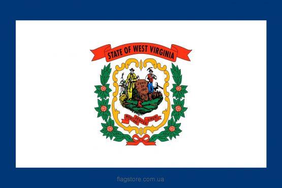 Купити прапор Західної Вірджинії (штату Західна Вірджинія)