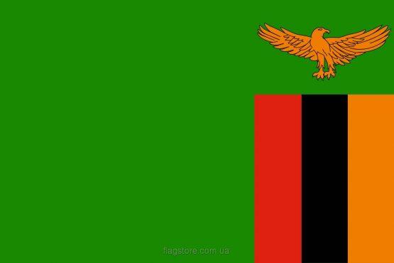 Купити прапор Замбії (країни Замбія)