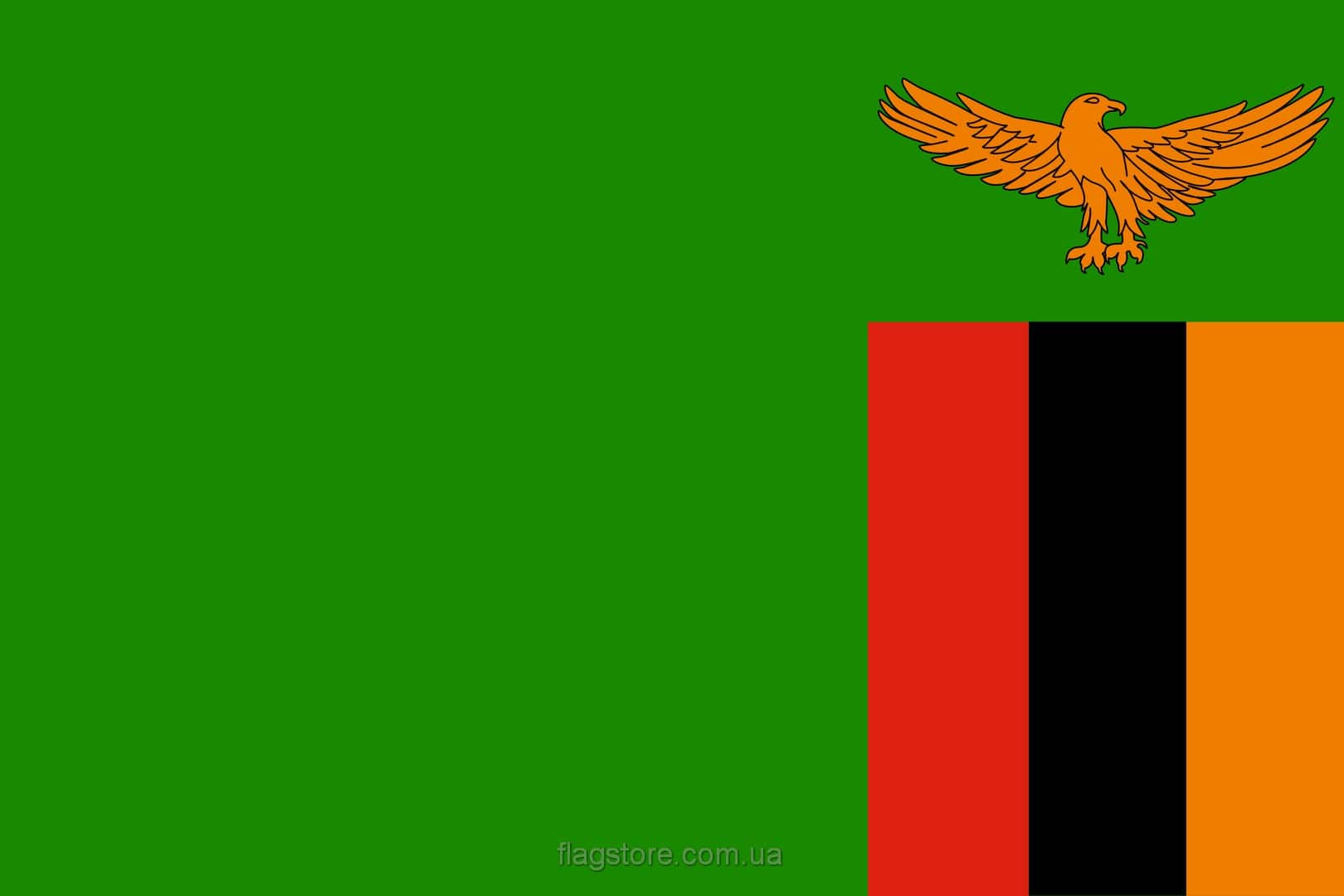Купить флаг Замбии (страны Замбия)