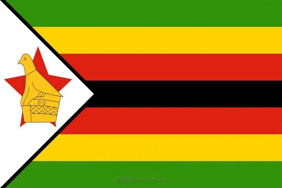 Купити прапор країни Зімбабве