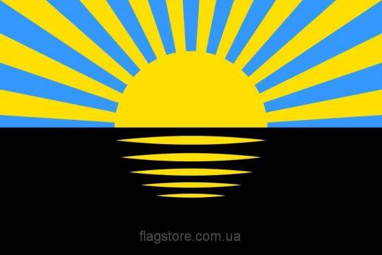 Купить флаг Донецкой области