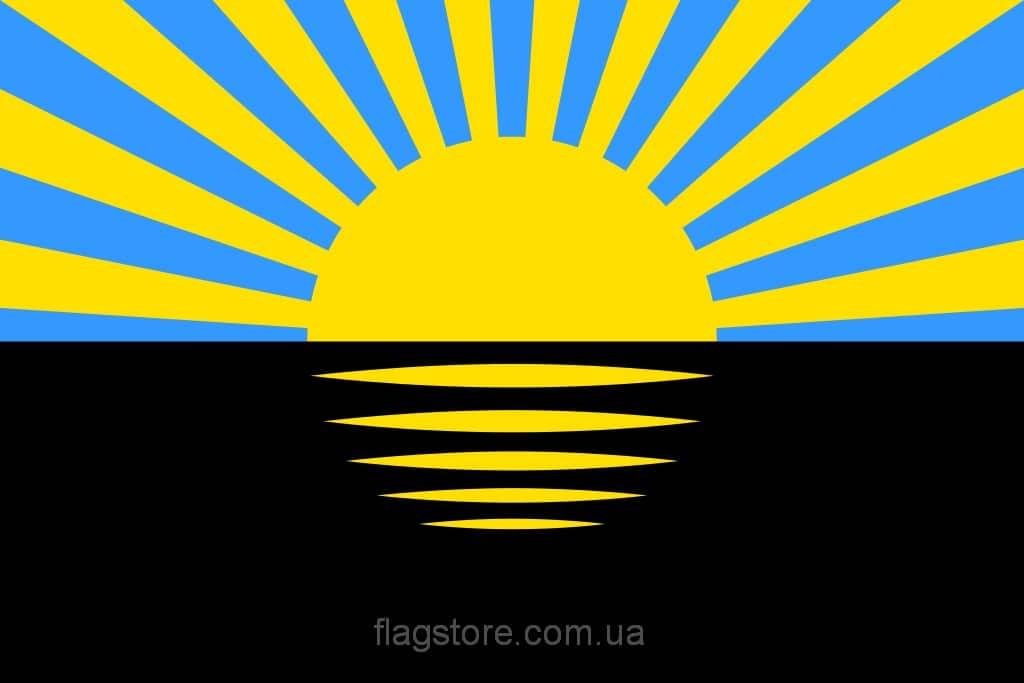 Купити прапор Донецької області