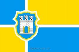 Купить флаг Житомира (города Житомира)