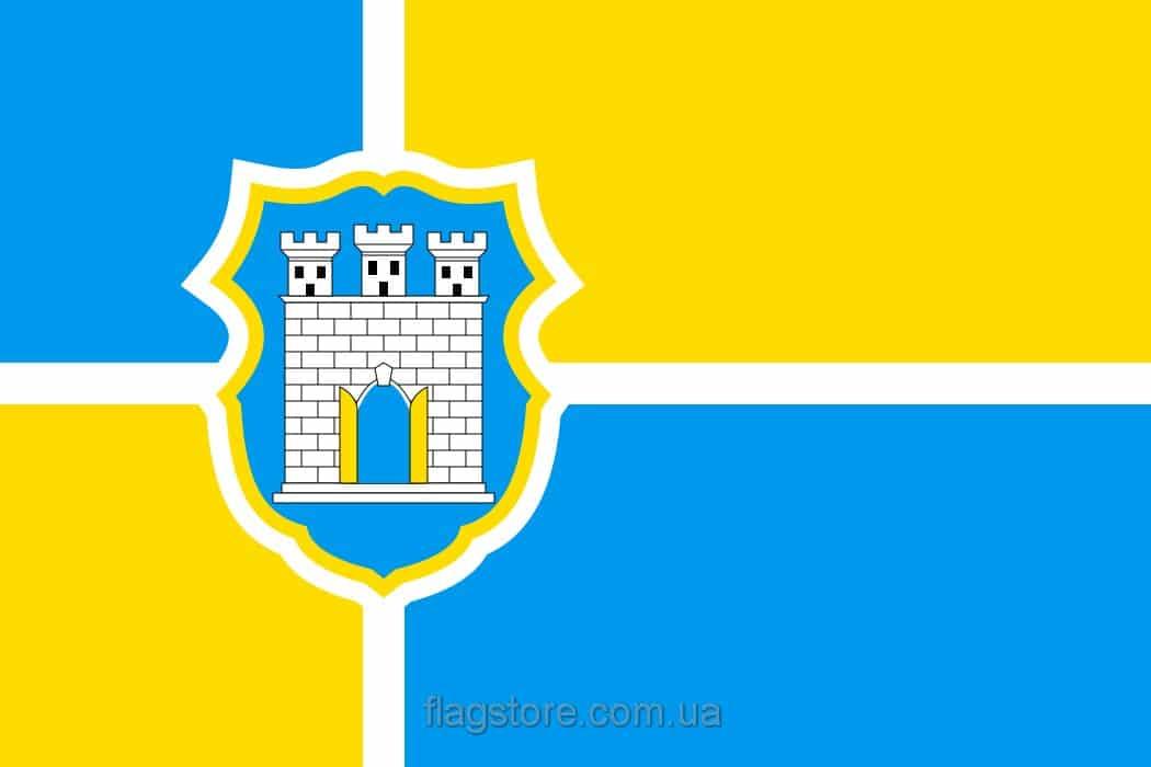 Купити прапор Житомира (міста Житомир)