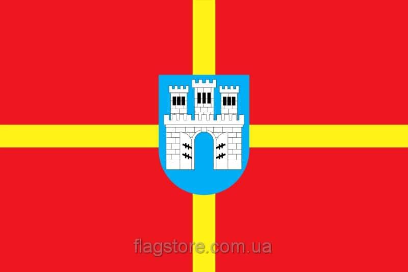 Купити прапор Житомирської області